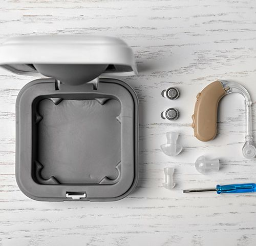 CVH Audiology | Hearing Aid Batteries