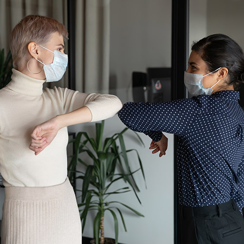 COVID-19 Communication Challenges with Face Masks